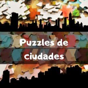 Los mejores puzzles de ciudades - Puzzle de ciudades del mundo