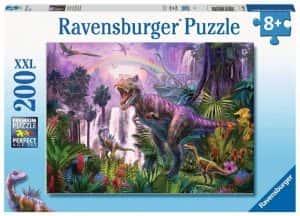 Los mejores puzzles de dinosaurios - Puzzle de dinosaurios de la antiguedad de 200 piezas de Ravensburger