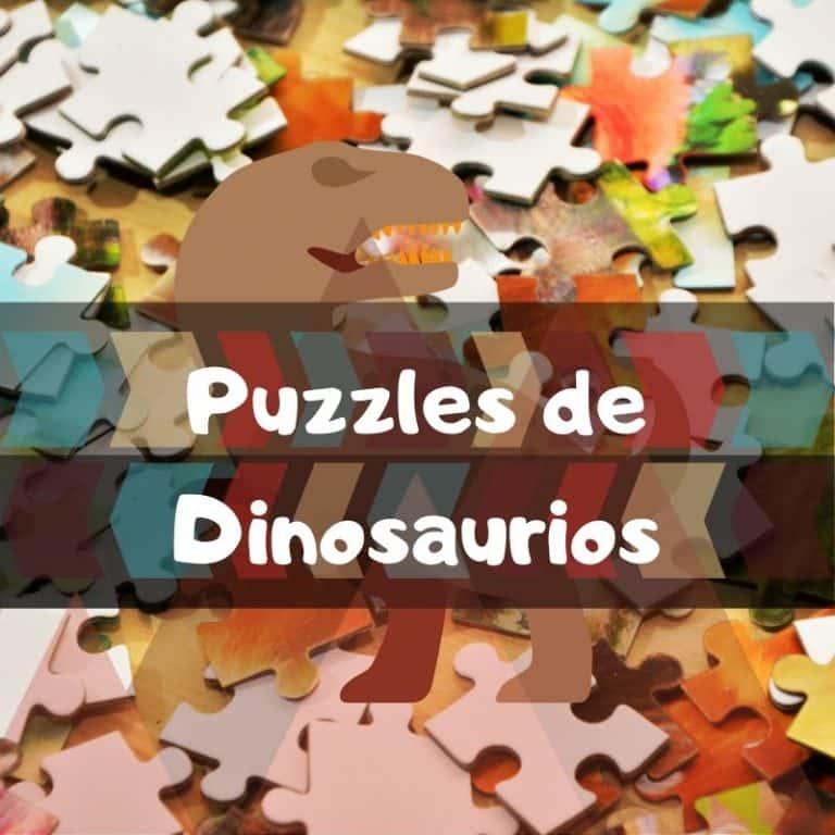 Lee más sobre el artículo Los mejores puzzles de dinosaurios