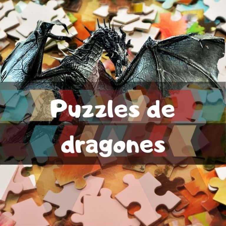 Lee más sobre el artículo Los mejores puzzles de dragones