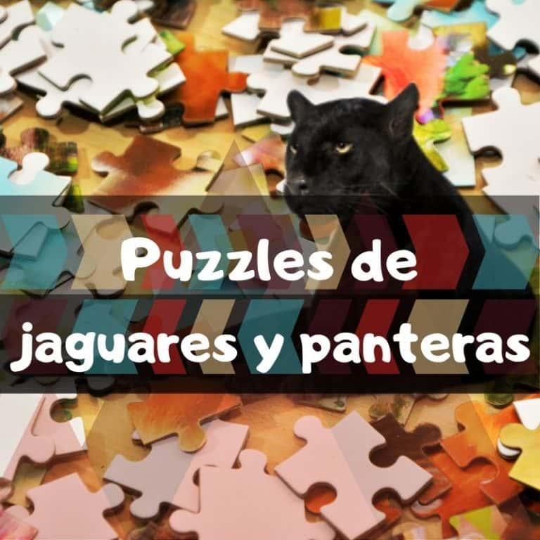 Lee más sobre el artículo Los mejores puzzles de jaguares y panteras