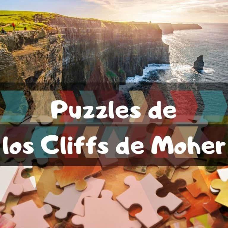 Los mejores puzzles de los cliffs of Moher