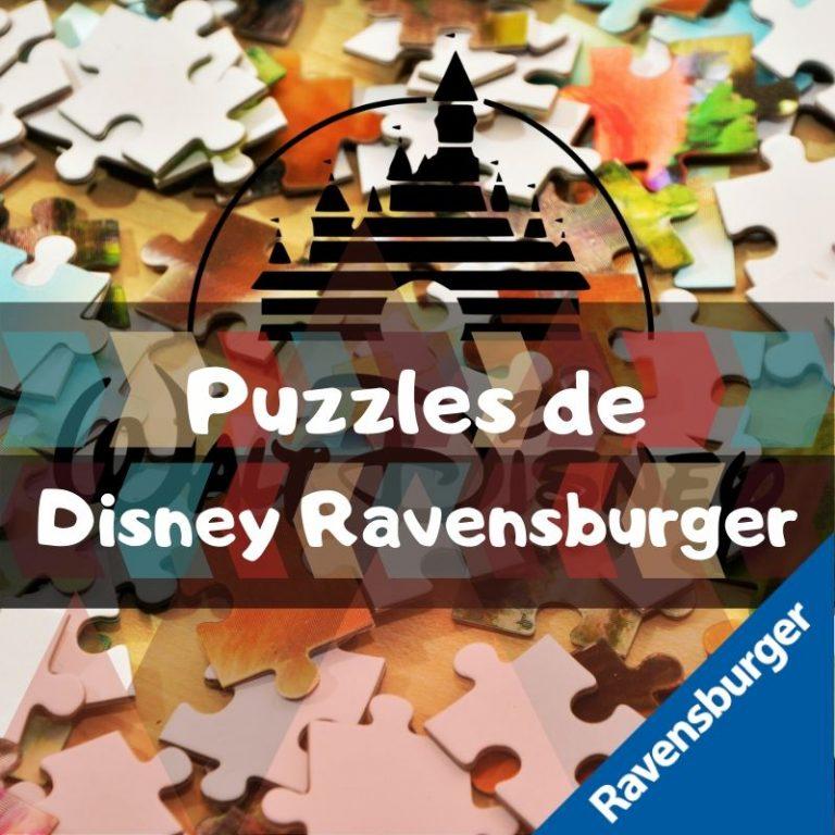 Los mejores puzzles de películas de Disney de Ravensburger