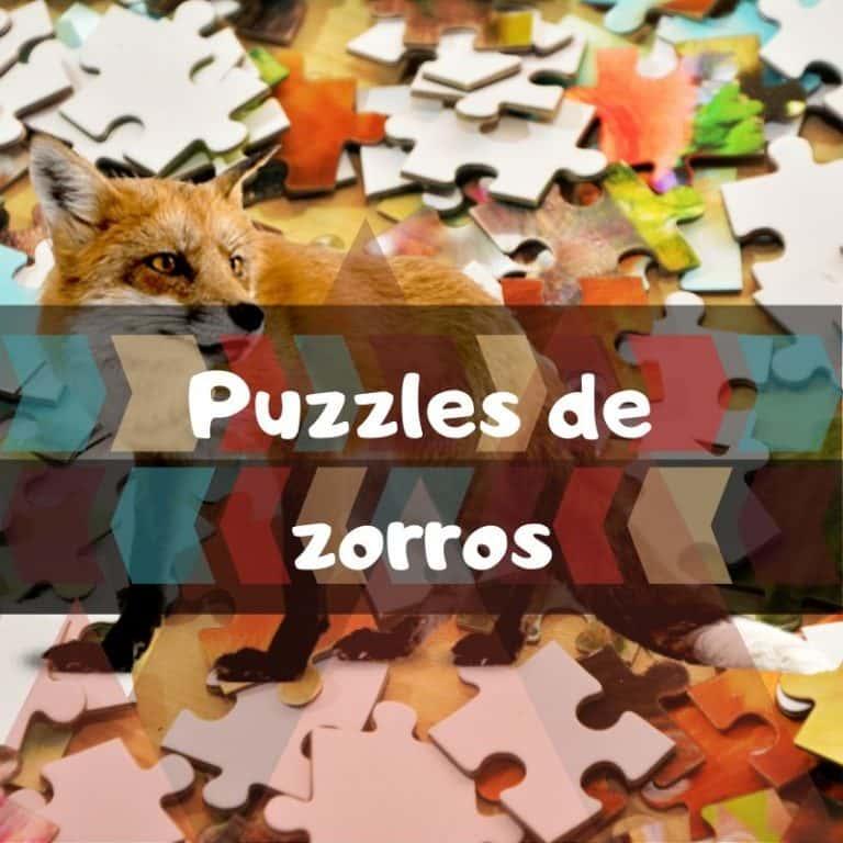 Los mejores puzzles de zorros