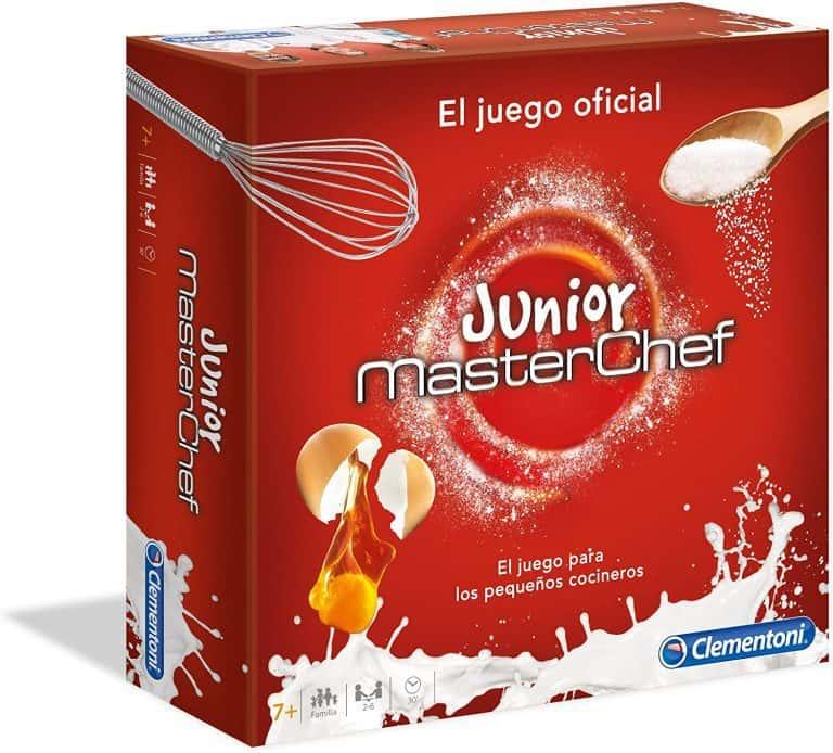 Master Cheff Junior Juego de television de Clementoni