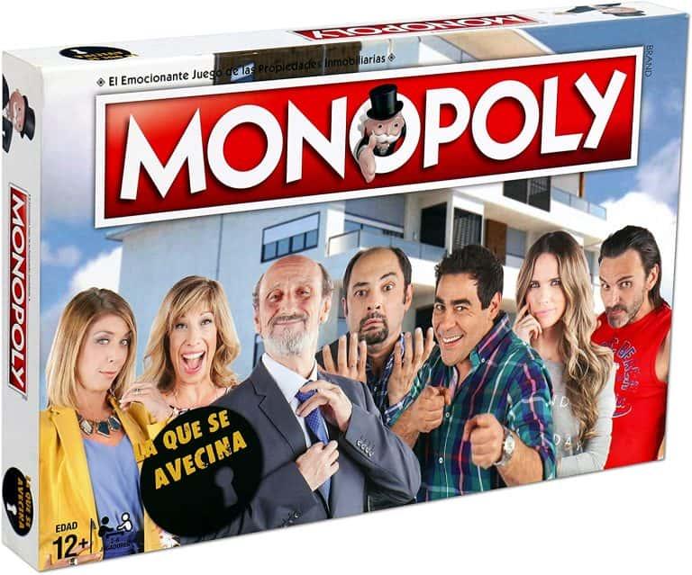 Versiones del monopoly temáticas - Monopoly LQSA