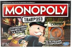 Versiones del monopoly temáticas - Monopoly tramposo