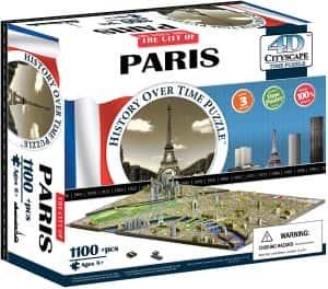 Puzzles de Paris - Paris en 4 dimensiones
