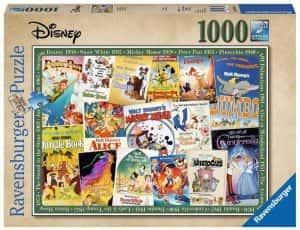 Puzzle de Disney de Posters Vintage