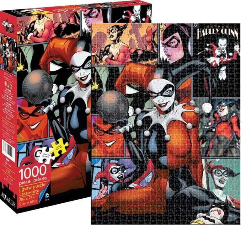 Puzzles de DC - Puzzle del Harley Quinn