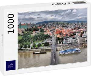 Puzzles de Bratislava - Puzzle de vistas de Bratislava de 1000 piezas
