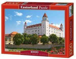 Puzzles de Bratislava - Puzzle del Castillo de Bratislava de 1000 piezas 2