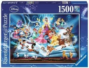 Puzzles de Disney - Puzzles de personajes de Disney de 1500 piezas