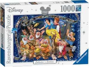 Puzzles de Disney de Ravensburger de 1000 piezas - Puzzle de Blancanieves