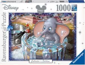 Puzzles de Disney de Ravensburger de 1000 piezas - Puzzle de Dumbo