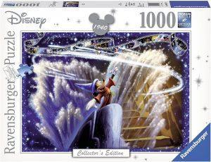 Puzzles de Disney de Ravensburger de 1000 piezas - Puzzle de Fantasía