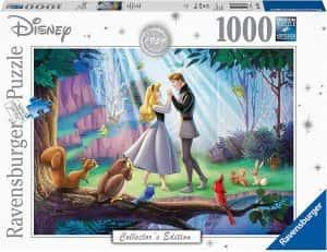 Puzzles de Disney de Ravensburger de 1000 piezas - Puzzle de La Bella Durmiente