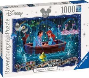 Puzzles de Disney de Ravensburger de 1000 piezas - Puzzle de La Sirenita