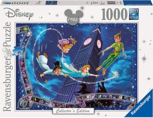 Puzzles de Disney de Ravensburger de 1000 piezas - Puzzle de Peter Pan