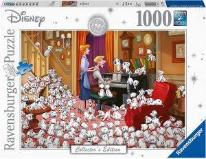 Puzzles de Disney de Ravensburger de 1000 piezas - Puzzle de los 101 dálmatas
