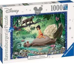 Puzzles de Disney de Ravensburger de 1000 piezas - Puzzle del Libro de la Selva