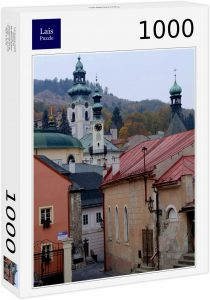 Puzzles de Eslovaquia - Puzzle de pueblos de Eslovaquia de 1000 piezas