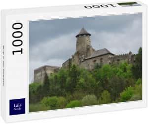 Puzzles de Eslovaquia - Puzzle del Castillo de Eslovaquia de 1000 piezas