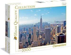 Puzzles de Nueva York - New York - Puzzle de vistas de Nueva York de 2000 piezas