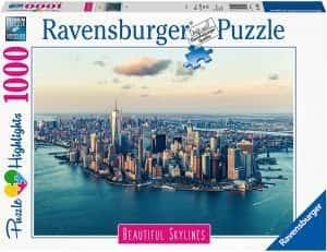 Puzzles de Nueva York - Puzzle ciudad de Nueva York de 1000 piezas