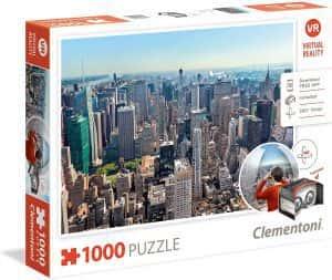 Puzzles de Nueva York - Puzzle de Vistas de Nueva York