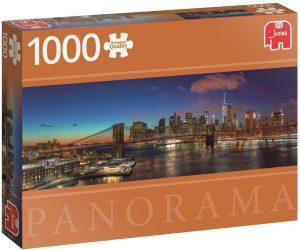 Puzzles de Nueva York - Puzzle de panorámica de New York