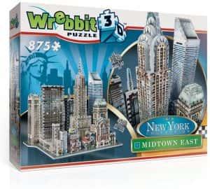 Puzzles de Nueva York - Puzzle en 3D de Nueva York
