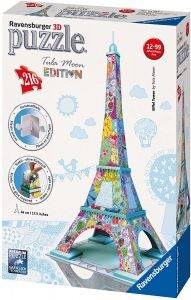 Puzzles de París en 3D - Torre Eiffel en 3D edición especial