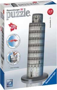 Puzzles de Pisa - Puzzle de la torre de Pisa en 3D