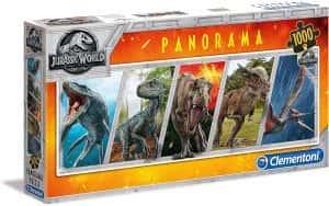 Puzzles de dinosaurios - Puzzle de Jurassic World de 1000 piezas
