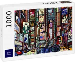 Puzzles de la ciudad de Nueva York - Puzzle de 1000 piezas de Nueva York de las calles