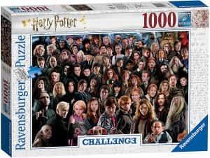 Puzzle de Harry Potter - Colección de puzzles de Harry Potter de personajes de la saga de películas
