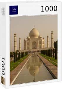 Puzzles del Taj Mahal en la India - Puzzle de 1000 piezas del Taj Mahal de Lais 4