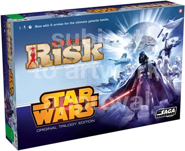 Versiones del risk - Risk Star Wars Ingles