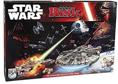 Versiones del risk - Risk de la Guerra de las Galaxias