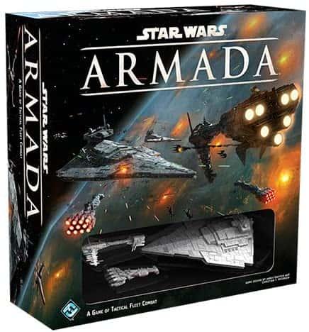 Juegos de mesa de Star Wars - Star Wars la Armada galáctica
