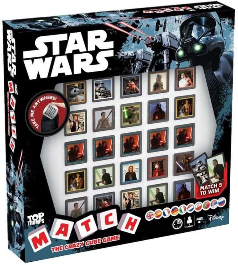 Juegos de mesa de Star Wars - Star Wars Cubo