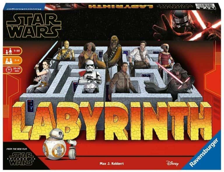 Juegos de mesa de Star Wars - Labyrith de Star Wars