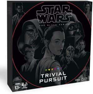 Juegos de mesa de Star Wars - Trivial Pursuit de Star Wars