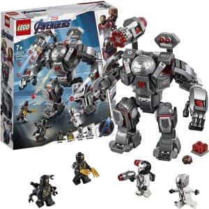 Sets de Lego de construcción de Marvel Vengadores - LEGO War Machine