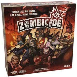 Zombicide juego de mesa de supervivencia