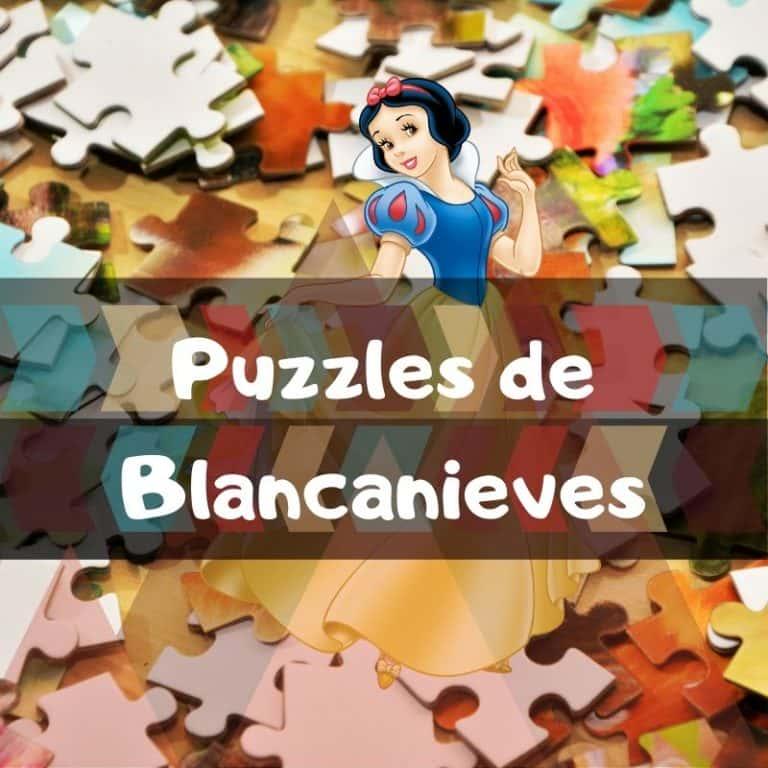 Los mejores puzzles de Blancanieves