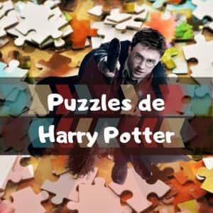 los mejores puzzles de Harry Potter. Puzzle de Harry Potter de 1000 piezas