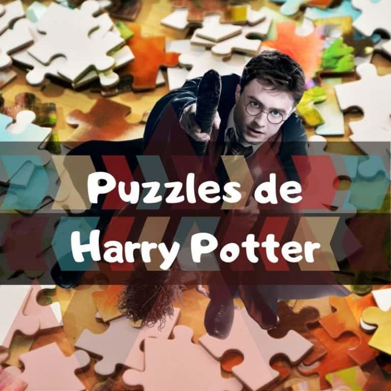 Lee más sobre el artículo Los mejores puzzles de Harry Potter