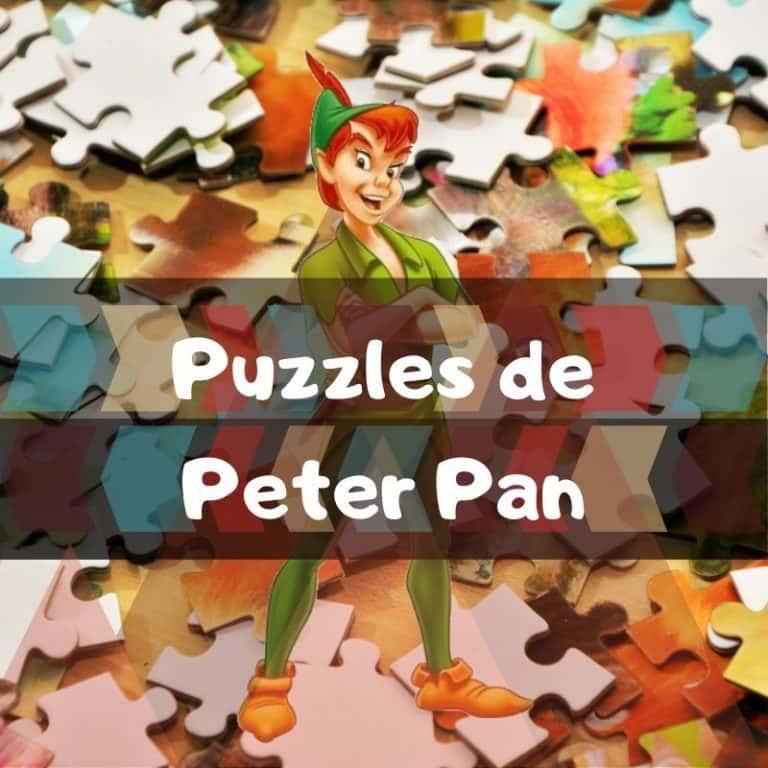 Los mejores puzzles de Peter Pan